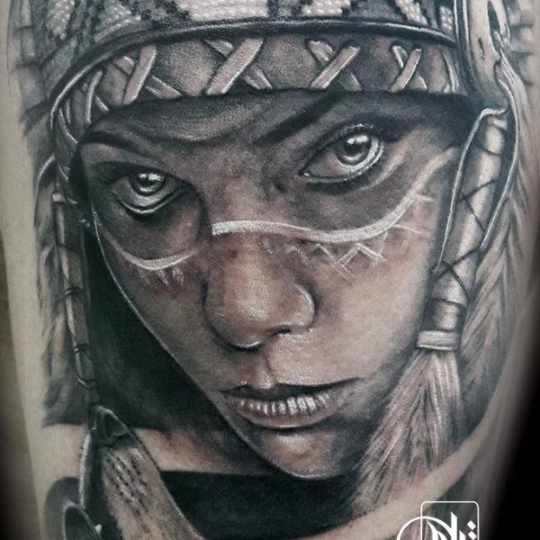 tatuaje-india-lobo