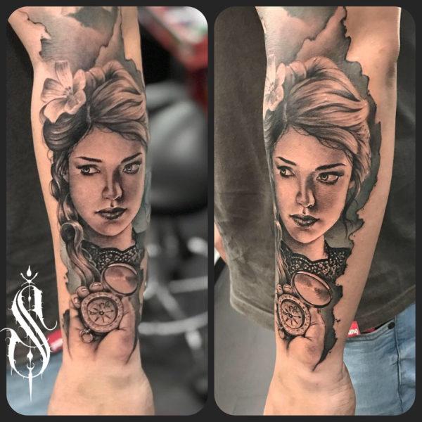 tatuaje-retrato