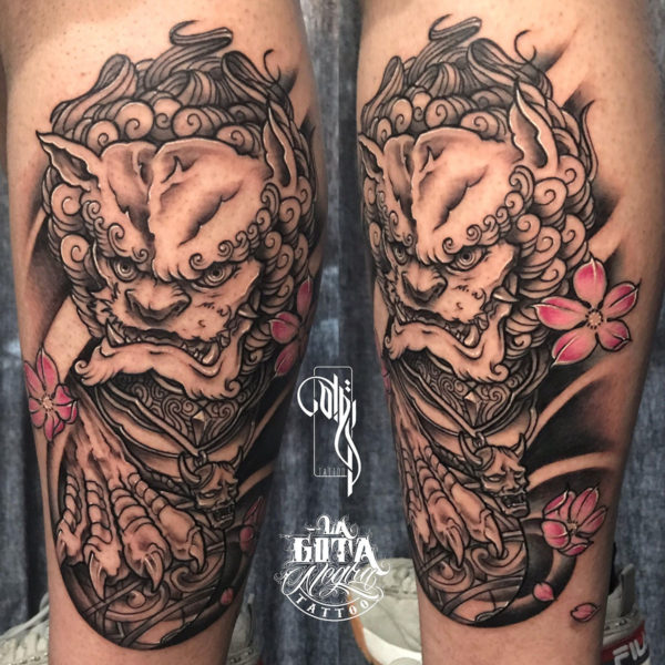 tatuaje-tigre-budista