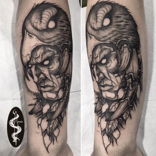 tatuaje-indio