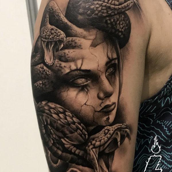 tatuaje-medusa